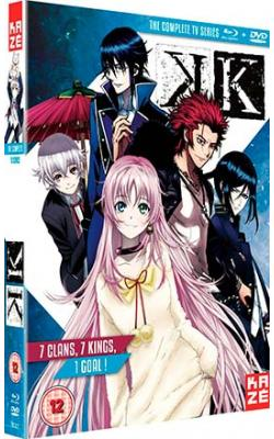 K, The Complete Series