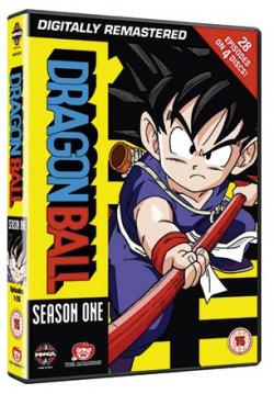 Dragonball, Season 1