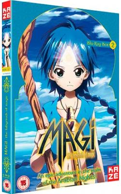 Magi, The Labyrinth of Magic: Season 1, Part 2