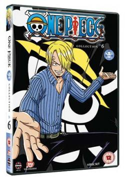 One Piece, Collection 6
