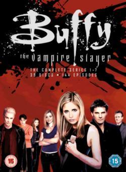 Buffy The Vampire Slayer Season 1-7