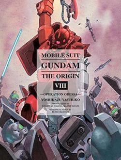 Mobile Suit Gundam Origin Vol 8: Operation Odessa