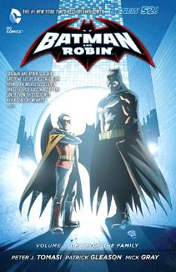 Batman And Robin Vol 3: Death of the Family