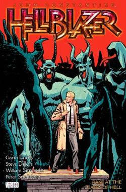 Hellblazer Vol 8: Rake At the Gates of Hell