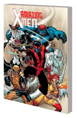 Amazing X-Men Vol 1: The Quest For Nightcrawler