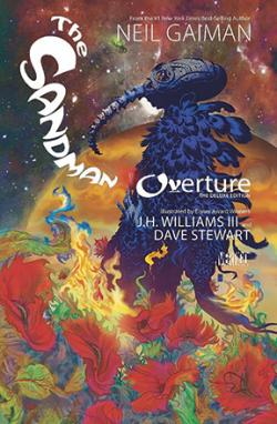 Sandman Overture Deluxe Edition