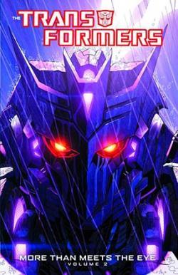 Transformers: More Than Meets the Eye Vol 2