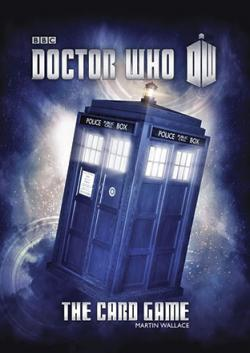 Doctor Who Card Game Second Edition