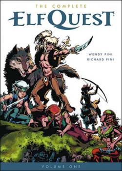 Complete Elfquest Vol 1: The Original Quest