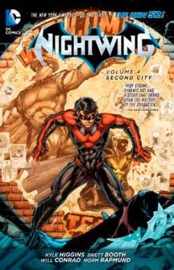 Nightwing Vol 4: Second City