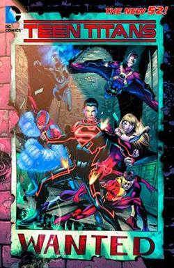 Teen Titans Vol 4: Light & Dark Family