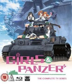Girls und Panzer, The Complete TV Series