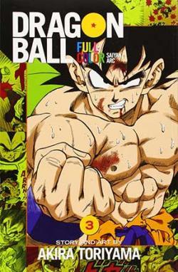 Dragon Ball Full Color Saiyan Arc Vol 3