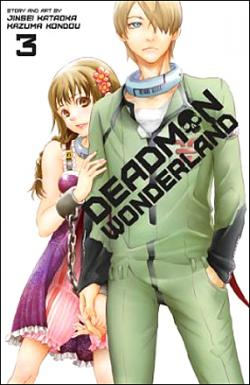 Deadman Wonderland Vol 3