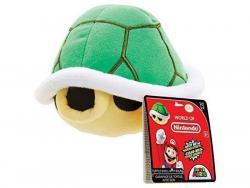 Nintendo: Super Mario SFX Plush Green Turtle Shell