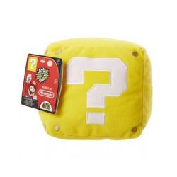 Nintendo: Super Mario SFX Plush Question Block