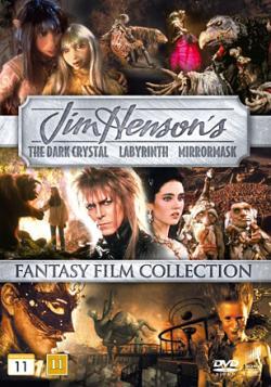 Jim Henson: The Dark Crystal, Labyrinth & Mirrormask