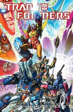 Transformers: More Than Meets the Eye Vol 5