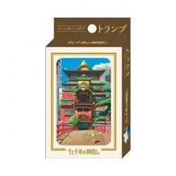 Spirited Away - Playing Cards