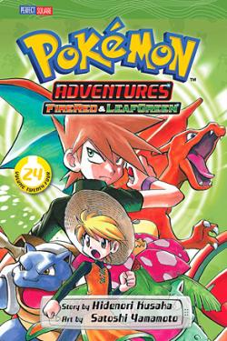 Pokemon Adventures Vol 24