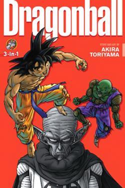 Dragon Ball 3-in-1 Vol 6