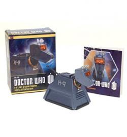 Doctor Who K-9 Light & Sound Figurine & Book Kit