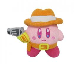 Kirby's Dream Land KIRBY MUTEKI! SUTEKI! Gunman Plush