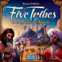 Five Tribes - The Djinns of Naqala