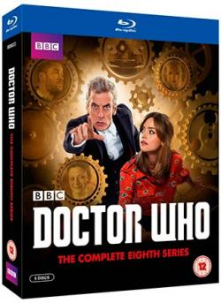Doctor Who, Series 8