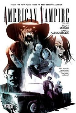 American Vampire Vol 6