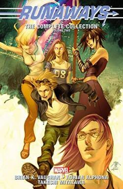 Runaways Complete Collection Vol 2