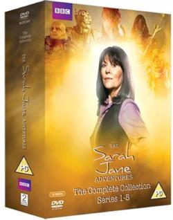 The Sarah Jane Adventures: Series 1-5