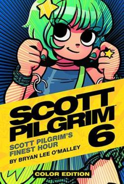 Scott Pilgrim's Finest Hour Color Edition