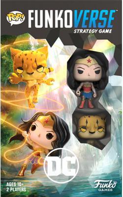 DC Comics 2-Pack - Wonder Woman & Cheetah