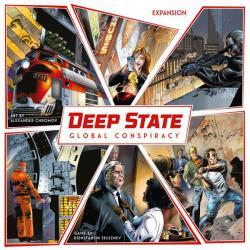 Deep State: Global Conspiracy