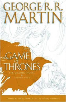 A Game of Thrones: The Graphic Novel Volume Four