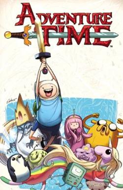 Adventure Time Vol 3