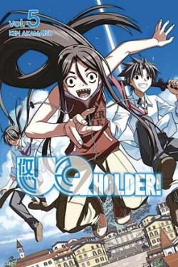 UQ Holder! vol 5