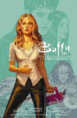 Buffy the Vampire Slayer Season 9 Vol 1 Library Edition