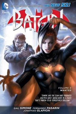 Batgirl Vol 4: Wanted
