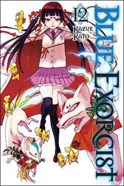 Blue Exorcist Vol 12