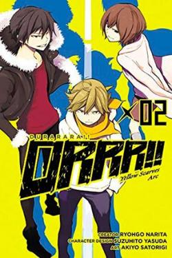 Durarara Yellow Scarves Vol 2