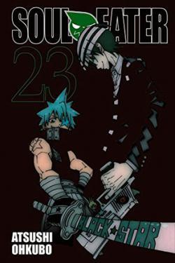 Soul Eater Vol 23
