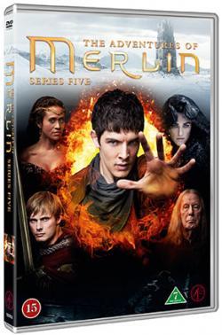 Merlin, Complete Season 5