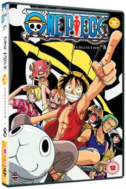 One Piece, Collection 8
