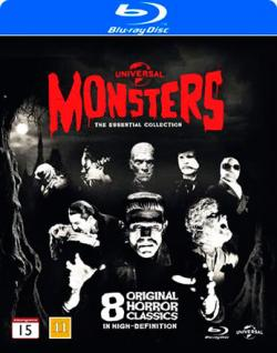 Monsters, The Essential Collection
