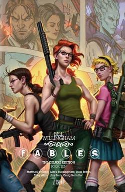 Fables Deluxe Edition Vol 10