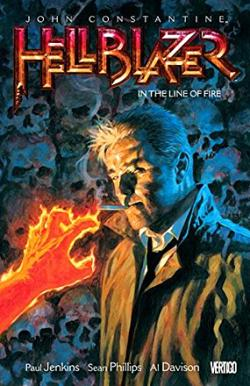 Hellblazer Vol 10: In the Line of Fire
