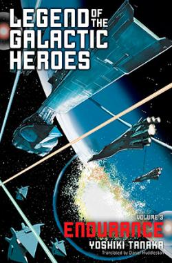 Legend of the Galactic Heroes Vol 3: Endurance