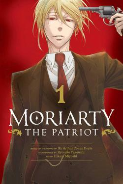 Moriarty The Patriot Vol 1